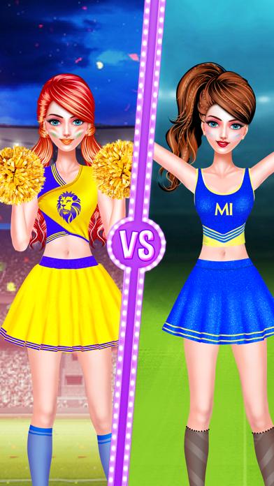 IPL Cheerleader Beauty Salon screenshot two