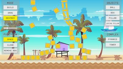 Physics Sandbox Beach screenshot three