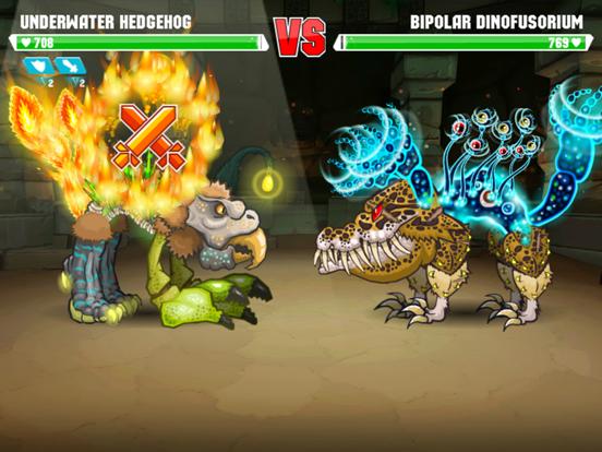 Mutant Fighting Cup 2 для iPad