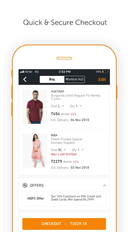 Jabong - Fashion Shopping App screenshot-4