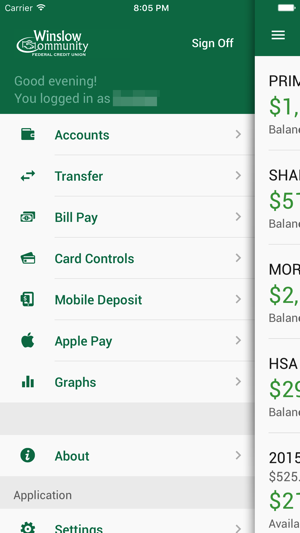 Winslow Community FCU Mobile on the App Store