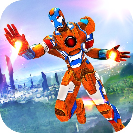 Download Super Iron Robots Battle Zone free for iPhone, iPod and iPad