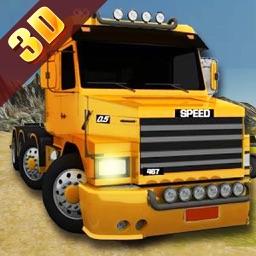 卡车模拟-物理货车登山小游戏