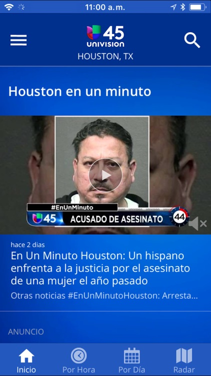 Univision 45 Houston screenshot-3