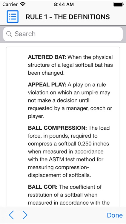 USA Softball 2018 Rulebook