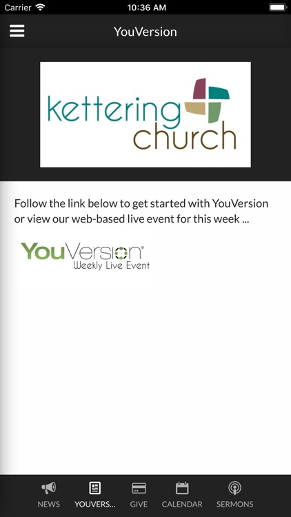 Kettering Church screenshot-2