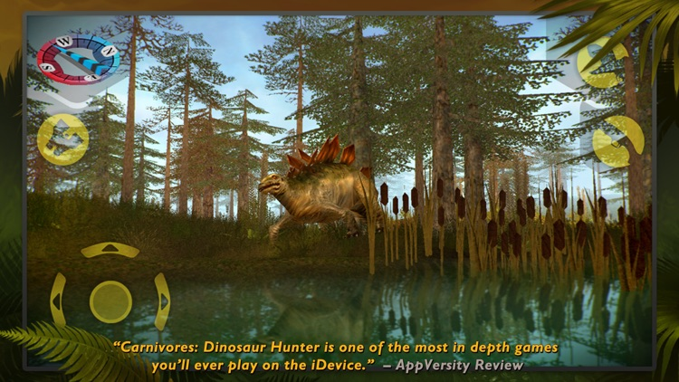 Carnivores: Dinosaur Hunter screenshot-2