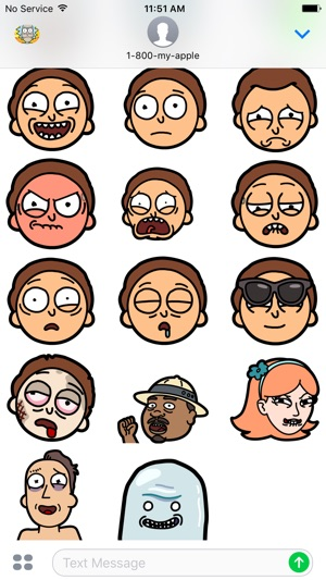 Rick And Morty Pocket Mortys On The App Store