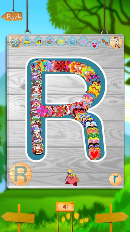 ABC Writing Alphabet Tracing A