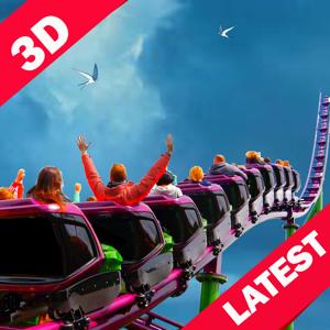 Roller Coaster Passenger Rail Sim app