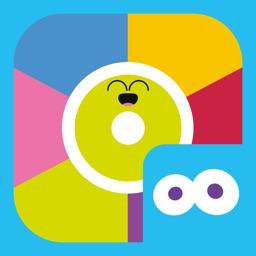 Cartoonito: Colour Match