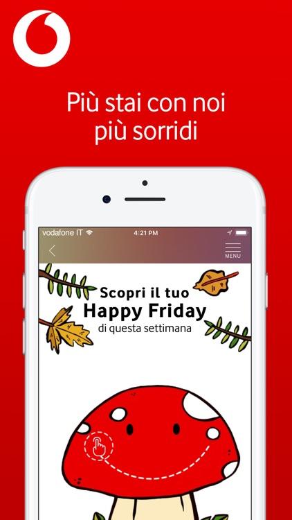 My Vodafone Italia screenshot-3
