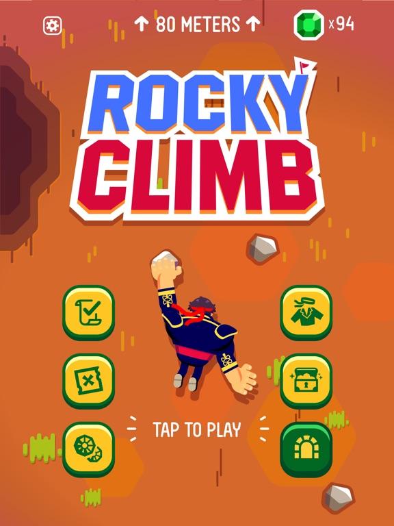 Rocky Climb! на iPad