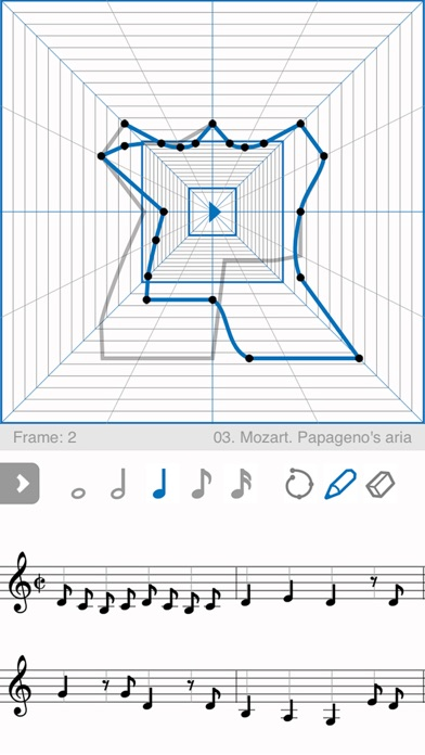 Screenshot #5 for Melody Composer Squared