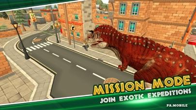 Dino Simulator - City Rampage screenshot 3