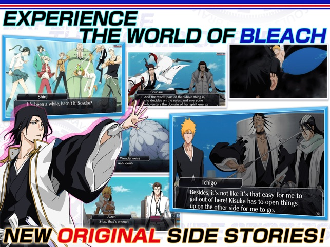 BLEACH Brave Souls On The App Store