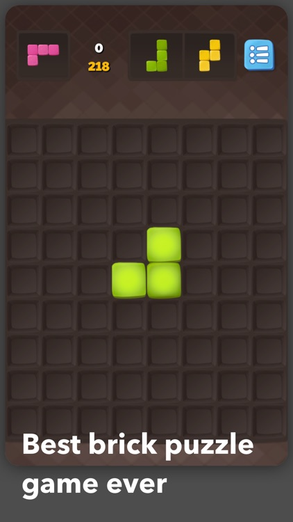 Quadris - new brick puzzle screenshot-0
