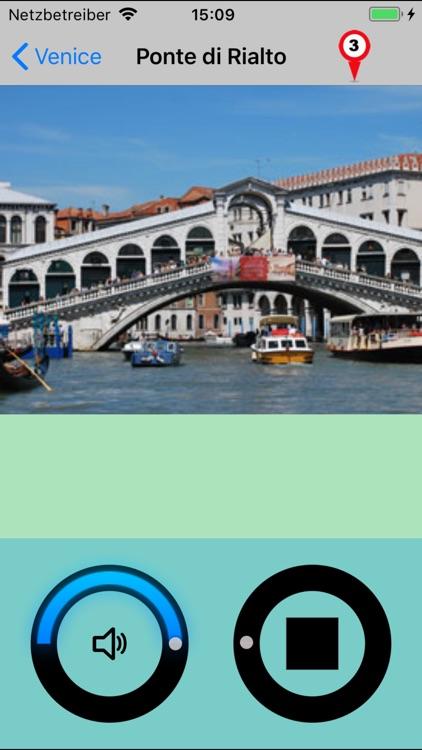 Venice Giracittà - Audioguide