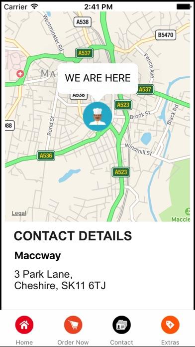 Maccway Screenshot