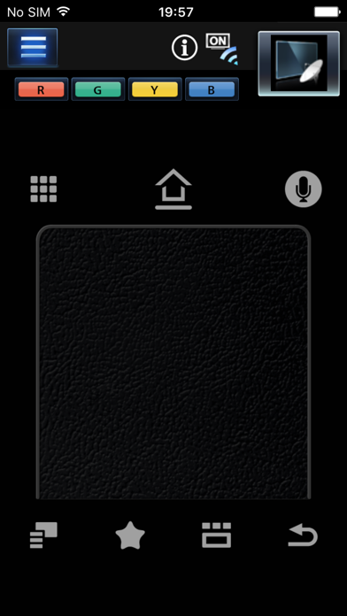 Panasonic TV Remote 2 screenshot two
