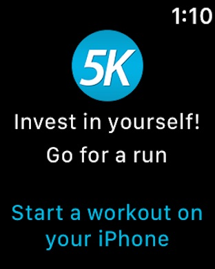 5K Trainer - 0 to 5K Runner! Screenshot