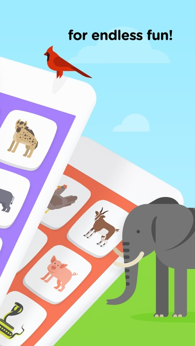 Zoo Sounds – Safe Toddler Fun Screenshots