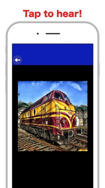Express Train & Rail Road Game screenshot-3