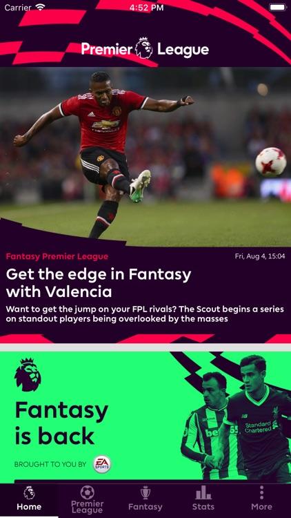 Premier League - Official App