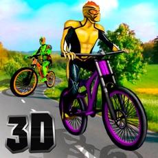 Activities of Cycle Superhero Tournament