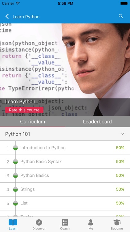 Learn Django and Python by Quizmine Com
