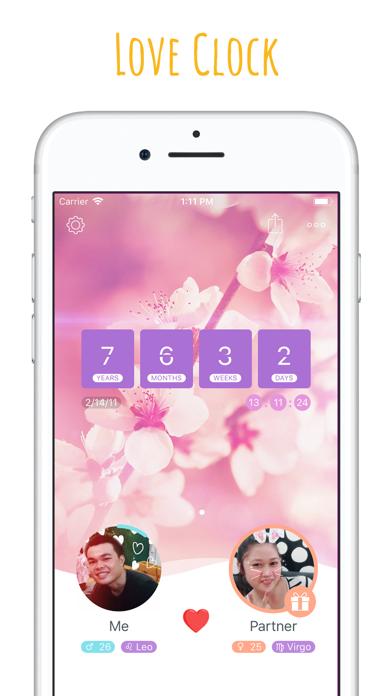 inlove - Love Days Counter screenshot three