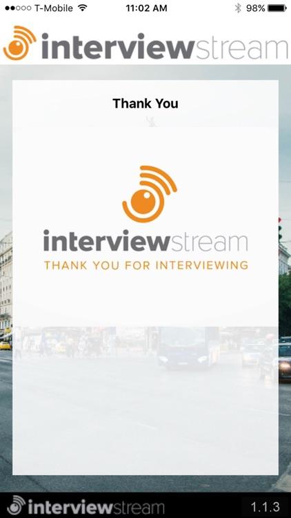 InterviewStream Thrive screenshot-3