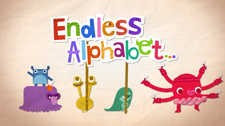 Endless Alphabet screenshot-3