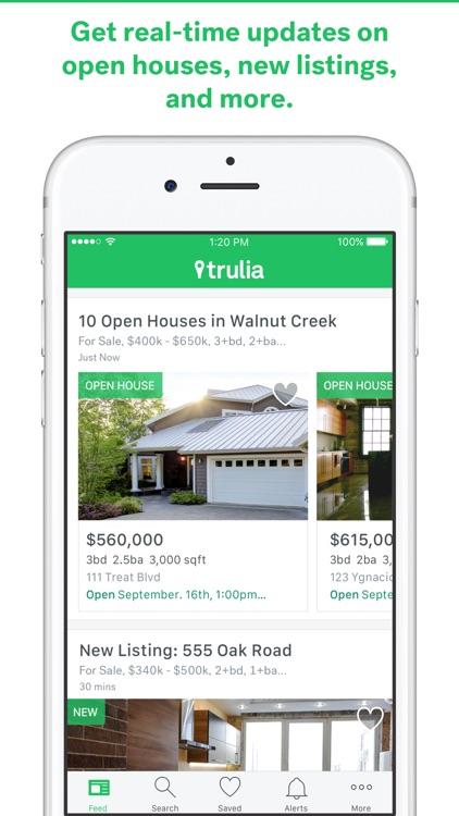 Trulia Real Estate screenshot-3