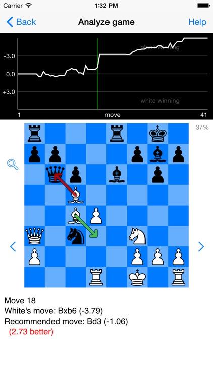 Chess - tChess Pro screenshot-4