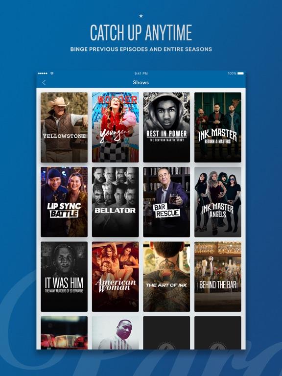 Paramount Network - AppRecs