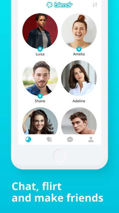 Download Blendr - Chat, Flirt & Meet for Pc