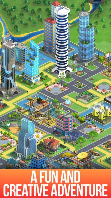 City Island 2: Building Story screenshot-3