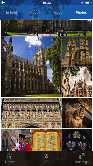 Westminster Abbey Visitors-2