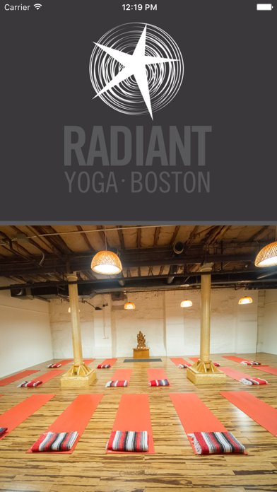 Radiant Yoga Boston screenshot one