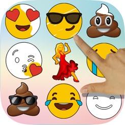 Mon Emoji Livre A Colorier Dans L App Store