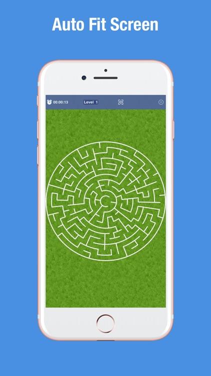 Classic Maze Game - 10000+ LVL screenshot-6