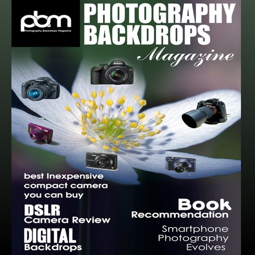 Photography Backdrops Magazine