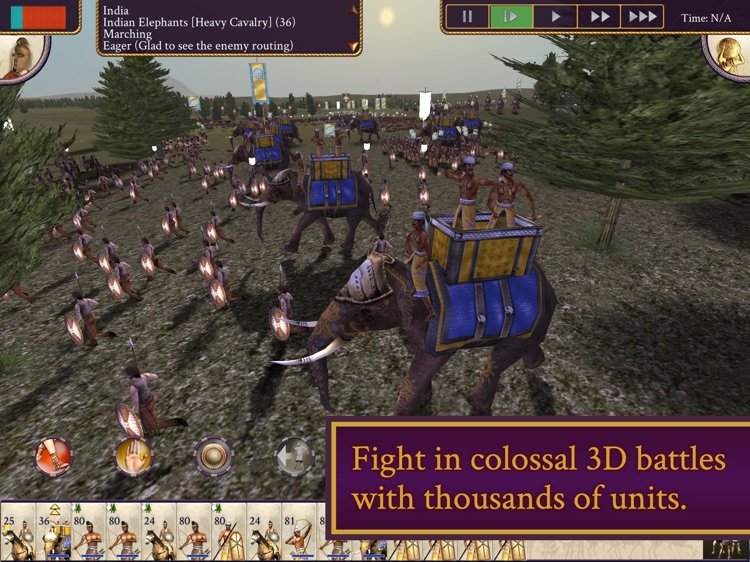 ROME: Total War - Alexander screenshot-2