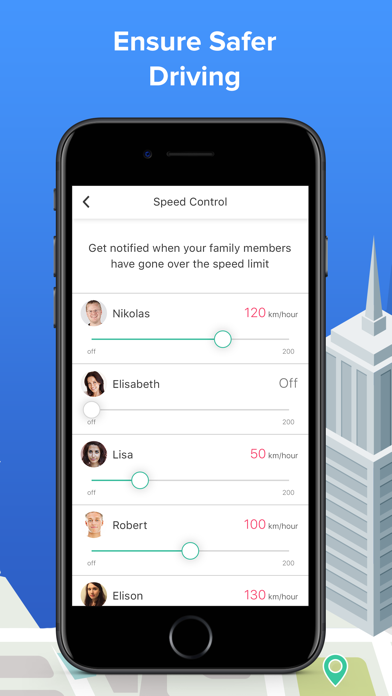Family Locator by Fameelee screenshot
