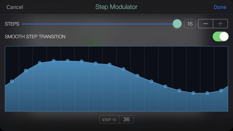 WiDI - MIDI Studio screenshot-3