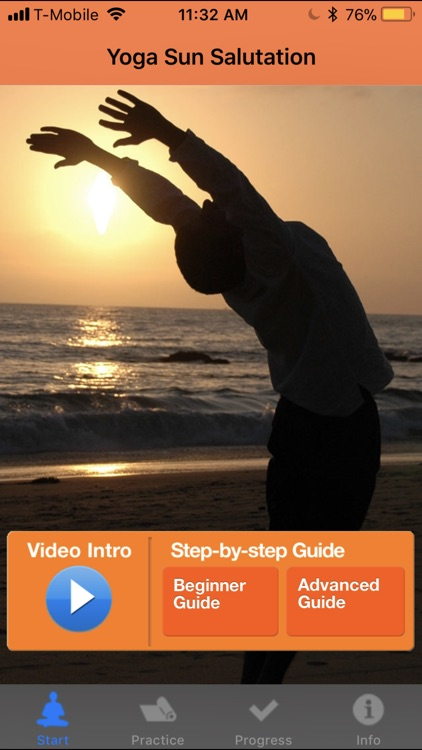 Yoga Sun Salutation screenshot-0