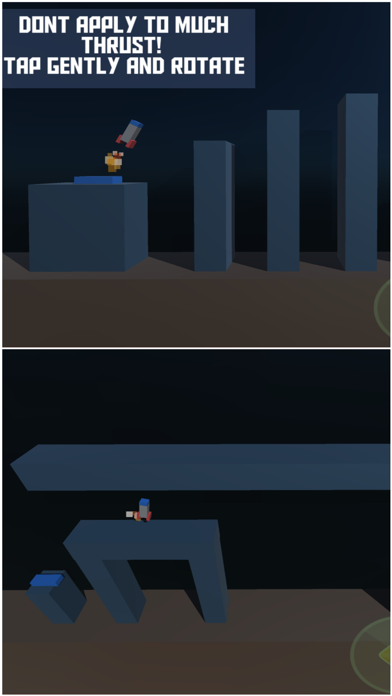 Rocket Thrust screenshot three