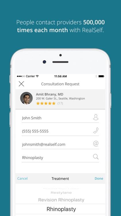 RealSelf – Cosmetic Treatments, Doctors, Reviews