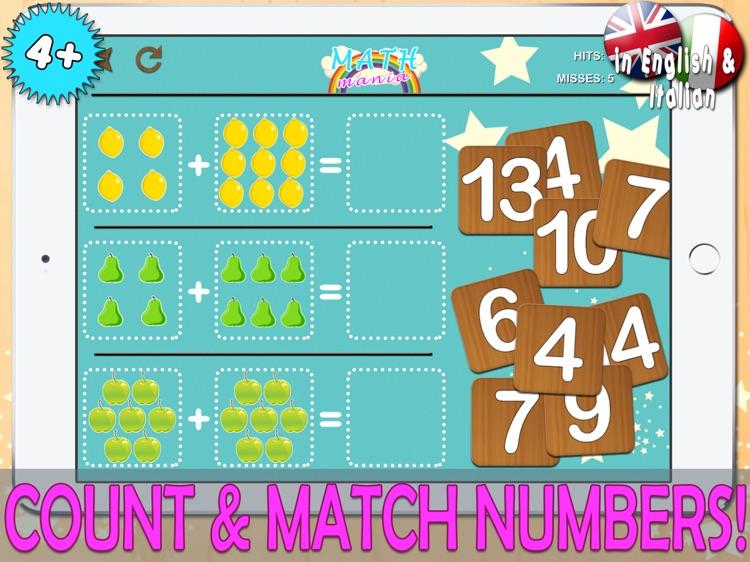 Math Mania HD